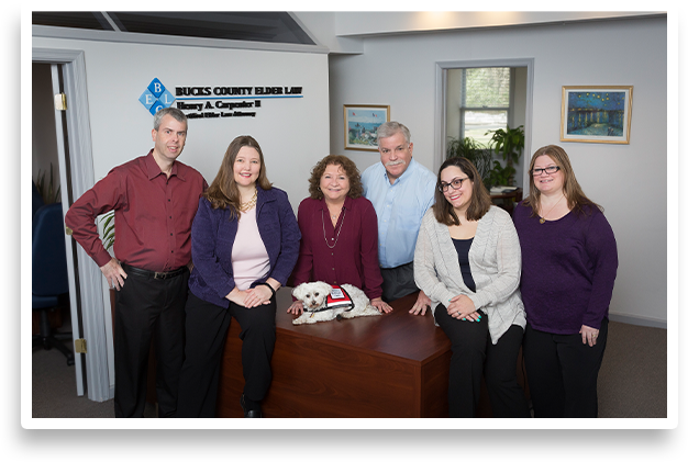 Bucks County Elder Law Attorneys and Staff